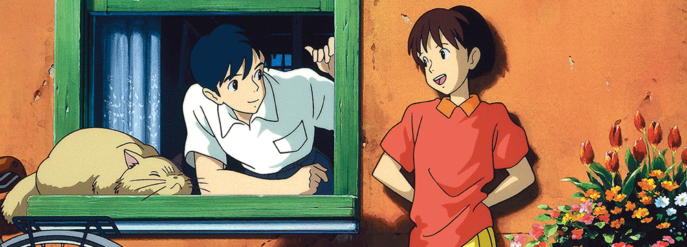 Whisper of the heart - 1 nov 2013