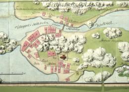 Storskifte 1764